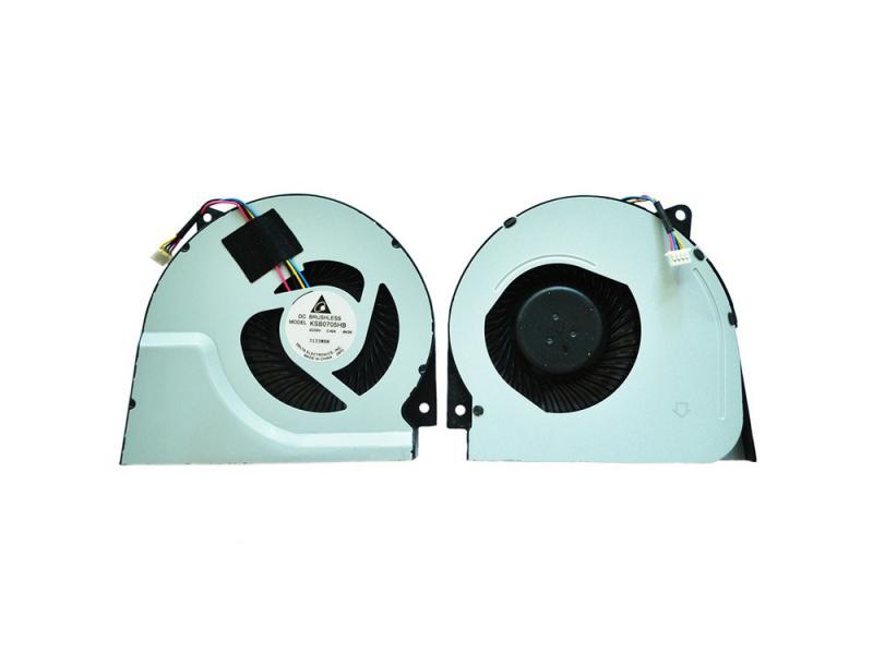 Вентилятор Asus N46 N46VB N46VJ N46VM N46VZ N46E Original