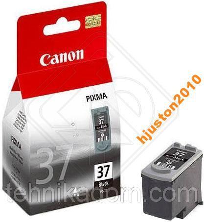 Картридж Canon PG-37 (2145B005) Black