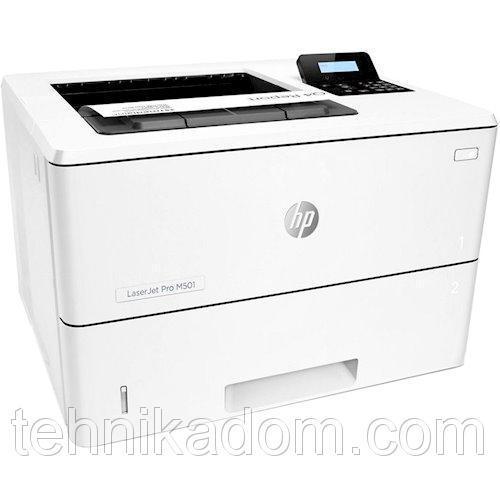 Принтер лазерный HP LaserJet Pro M501dn (J8H61A)