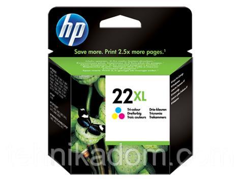 Картридж CW HP C9352CE (№22XL) col. CW-H22XL (ink level)