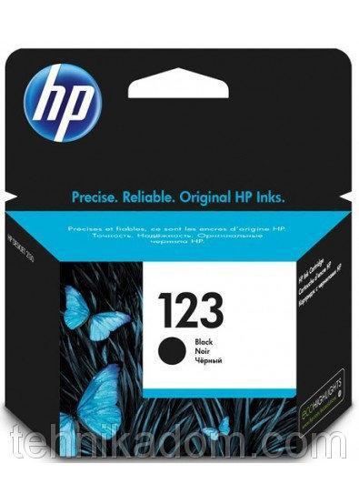 Картридж HP No.123 DJ 2130 Black (F6V17AE)