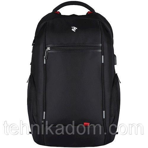Рюкзак 2E-BPN9004BK 16 черный