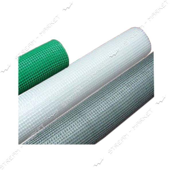 Сетка москитная штампованная Капрон 1х30м зеленая