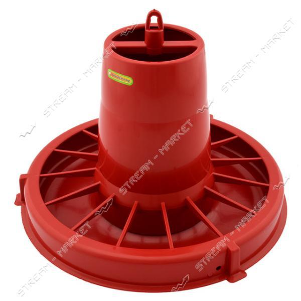 Кормушка для птиц подвесная Алеана 5 литров