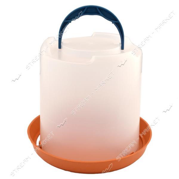 Поилка пластиковая Бункер 8 л