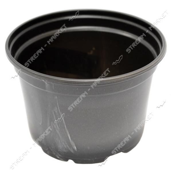 Горшок пластиковый под рассаду d9.5х6см