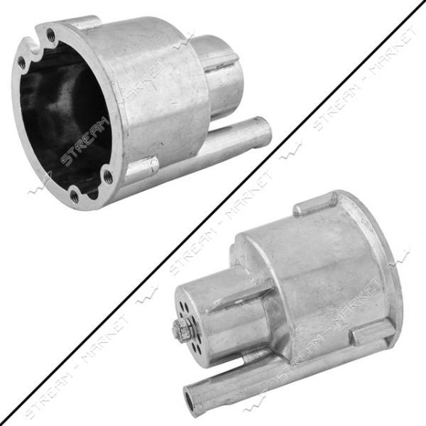 Корпус на насос Дачник верхний забор 1 клапан