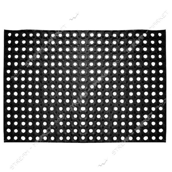 Коврик входной резиновый Индия 60х90х1.5см с шипом