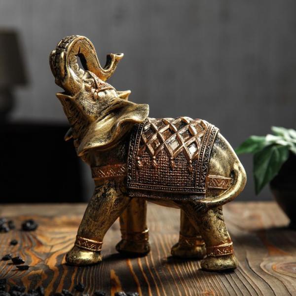 "Статуэтка ""Слон"" бронза"