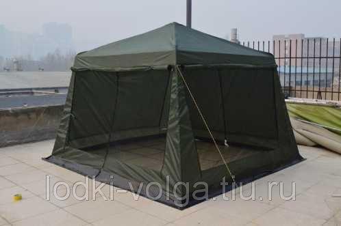 Палатка Тент LANYU (320*320*H-240см) 1628 А/3200