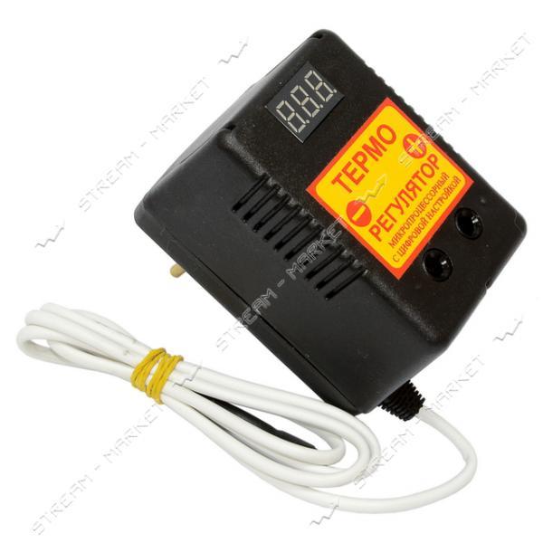 Цифровой терморегулятор розеточный ' ЦТР-2 ' 2кВт