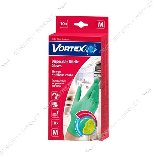 VORTEX Перчатки хозяйственные с провитамином B5 и ароматом лесных ягод М