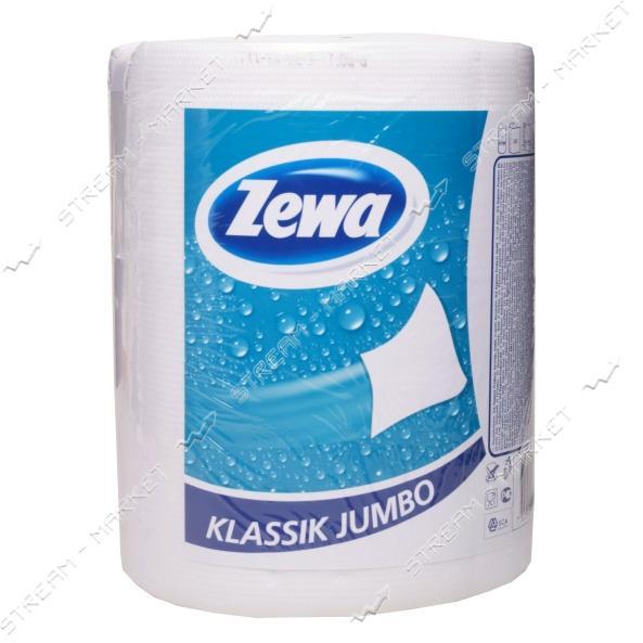 Полотенца бумажные Zewa Klassik Jumbo 2 слоя 1 шт