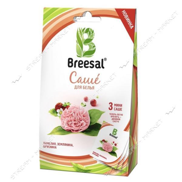 Мини-саше ароматическое для белья Breesal Вдохновение 3шт