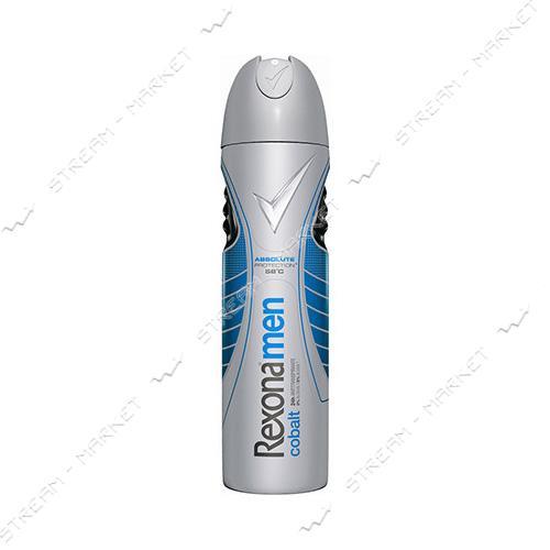 Антиперспирант Rexona мужской Cobalt 150мл