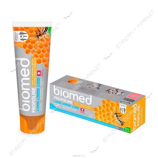 BioMed Зубная паста Propoline 100г
