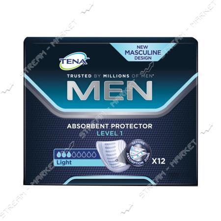 Tena Men Прокладки Урологические Level 12шт