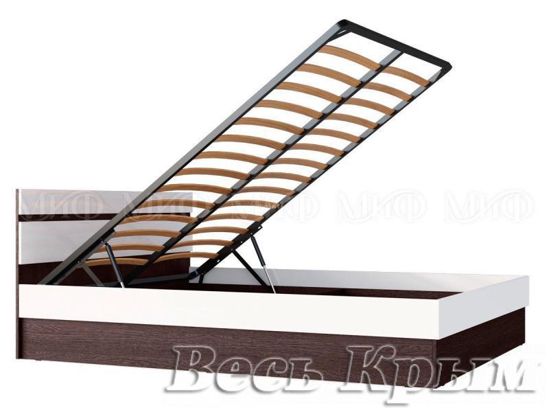 """МИФ - Мод. система """"КИМ"""" Кровать с подъемным механизмом 160 Кровати для спален в Крыму"""