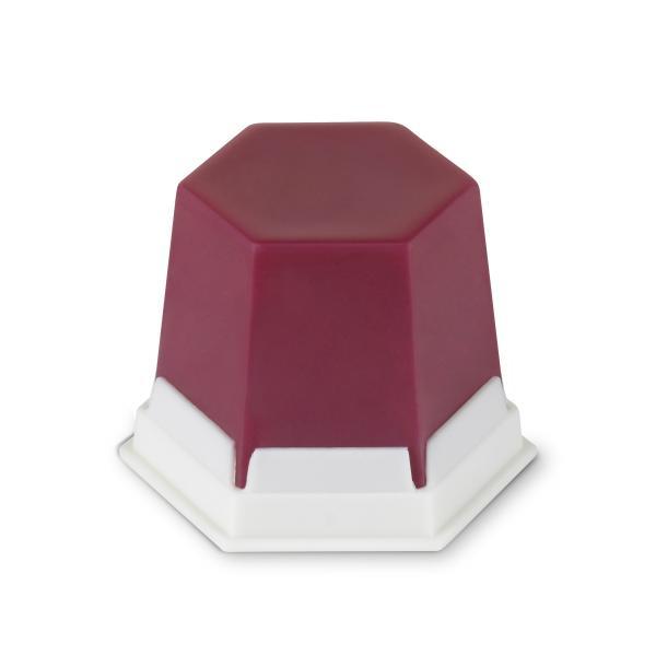 Ренферт воск GEO Sticky Wax - клеевой, розовый прозрачный (75 г)