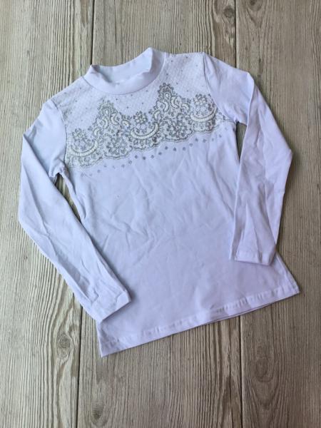 Стильная кофта-блуза 116/152 см