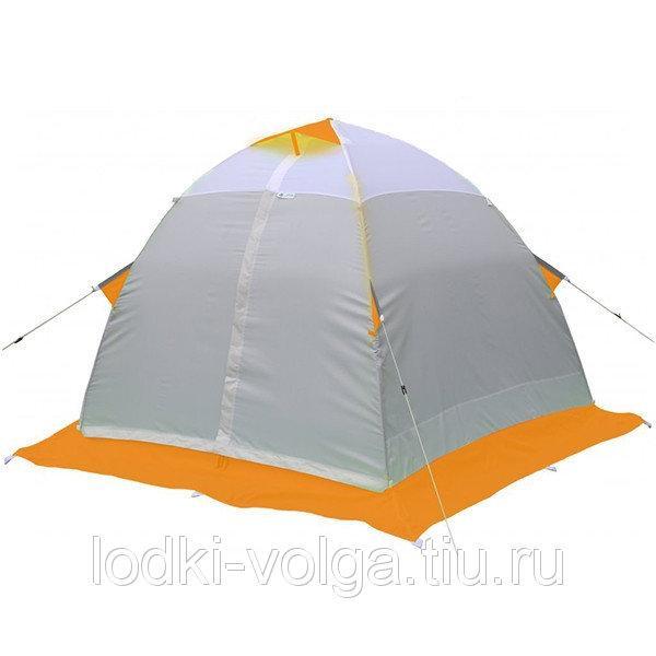 Зимняя палатка Лотос 2 (оранжевый)