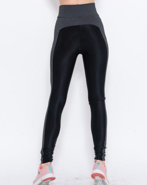 Фото  Спортивные штаны ISSA PLUS 9947  M черный/темно-серый
