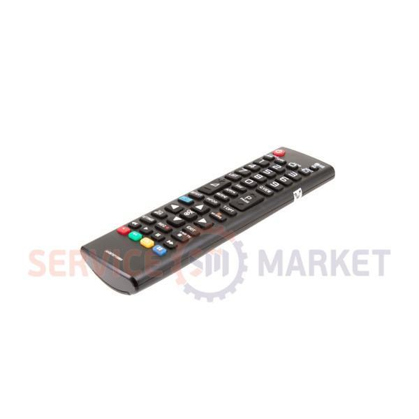 Пульт дистанционного управления для телевизора LG AKB73715601 (не оригинал)