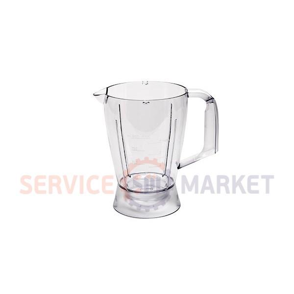Чаша блендера 1200ml для кухонного комбайна Philips CP9099/01 996510075465 (996510051807)