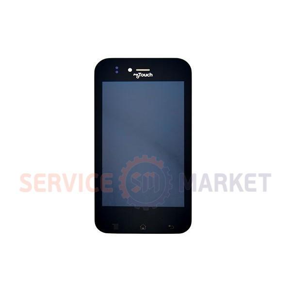 Дисплей с тачскрином #LH380WV1-E002 V0.9 для телефона LG E730 Optimus Sol EAJ61868001