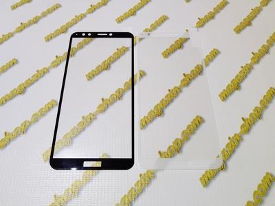 Оригинальное защитное стекло для Huawei Y7 2018 / Y7 Prime 2018 / Honor 7C Pro (полноразмерное)