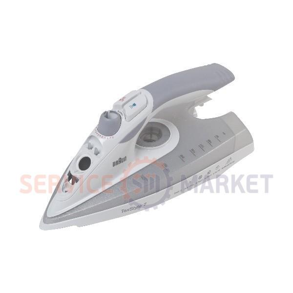 Верхняя часть корпуса для утюга Braun 67050909