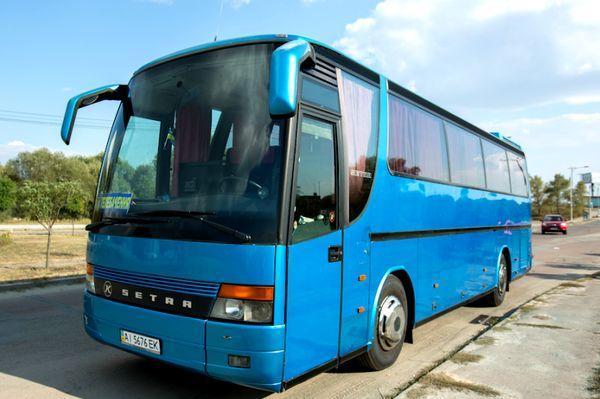 Автобус Setra 312 прокат аренда