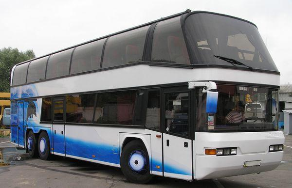 Автобус Neoplan 122 2-х этажный заказать