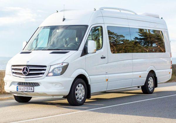 Микроавтобус Mercedes Sprinter 2016 прокат