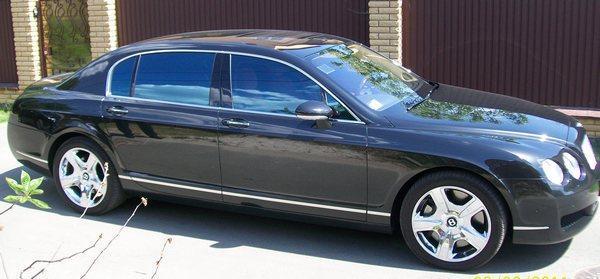 Vip-авто Bentley Continental аренда