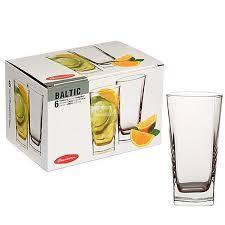 BALTIC Высокий стакан, 305 мл(h=132мм,d=48мм) 41300