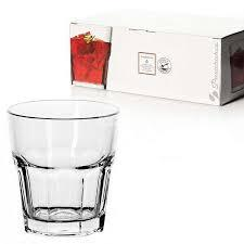 CASABLANCA Стакан для виски, 355 мл (h=100мм,d=92мм) 52704