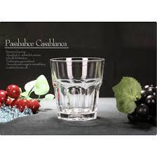 CASABLANCA Стакан для виски, 265 мл (h=92мм,d=85х55мм) 52705