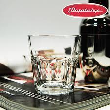CASABLANCA Стакан для сока, 205 мл (h=83мм,d=77х52мм) 52862