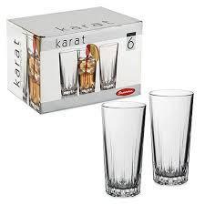 KARAT Высокий стакан, 330 мл (h=146мм,d=72х54мм) 52888