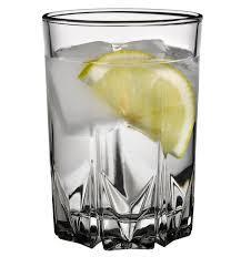 KARAT Стакан для воды, 250 мл (h=100мм,d=72х60мм) 52882