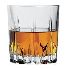 KARAT Стакан для виски, 295 мл (h=87мм,d=85х75мм) 52885