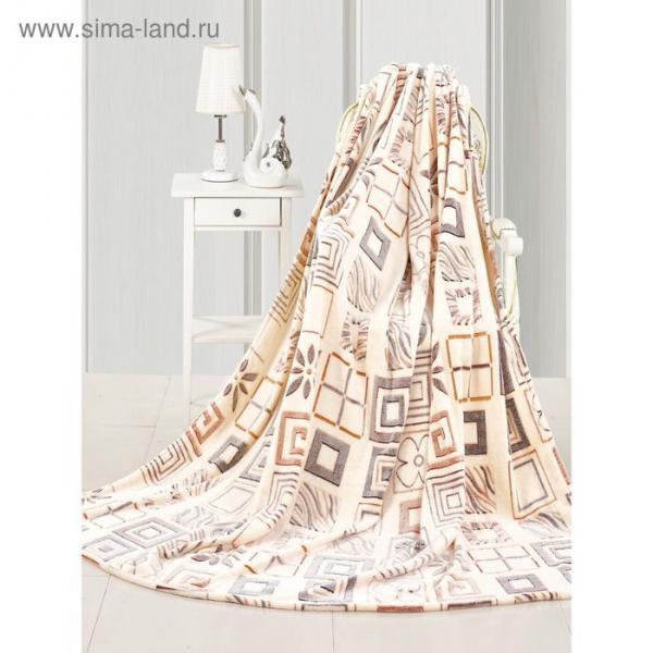 Плед «Бамбук», размер 200х220 см