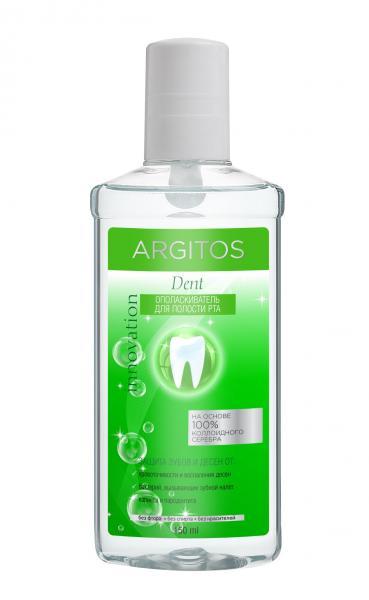 Ополаскиватель для полости рта ARGITOS Dent 150мл