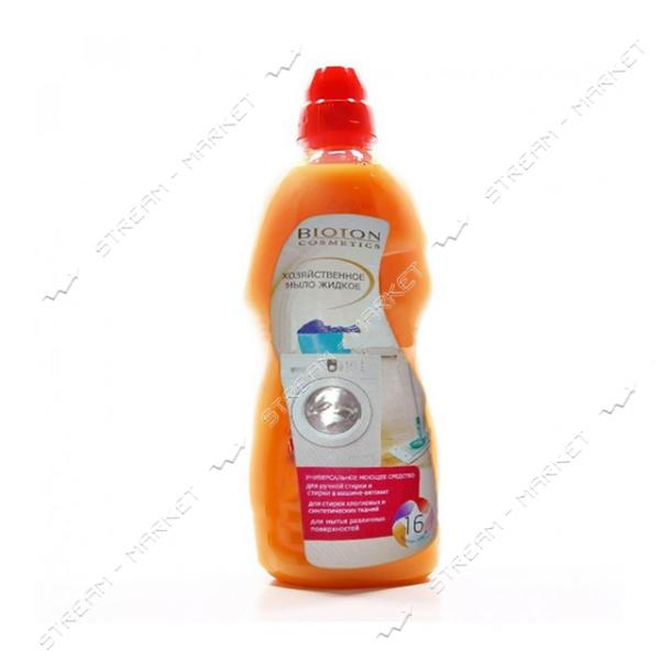 Мыло хозяйственное жидкое Bioton cosmetics Пятновыводное 1 л