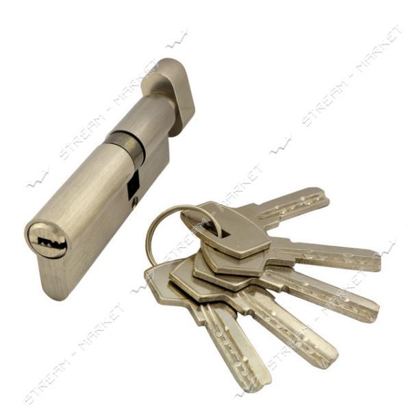 Секрет цинковый IMPERIAL IСK80 SN 45/35 ключ/поворот 5 лазерных ключей
