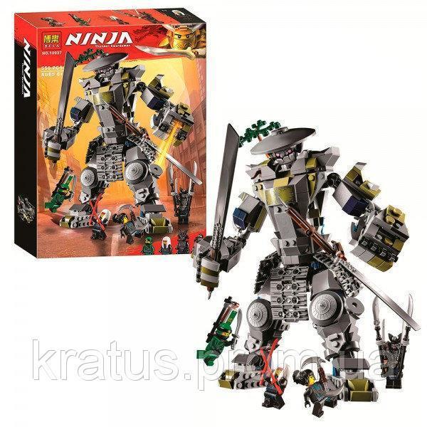 10937 Конструктор Ninja Bela (аналог Lego Ninjago 70658) Титан Они, 550 дет.