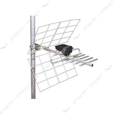 Антенна уличная Energy ДМВ-Т2 алюминиевая 0, 5м Харьков