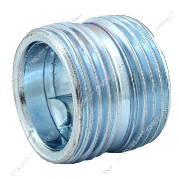Ниппель для биметаллического и алюминиевого радиатора 1'