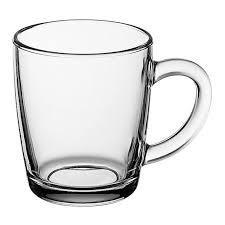 BASIC Чашка для чая, 350 мл (h=98,5мм,d=86х66мм) 55531